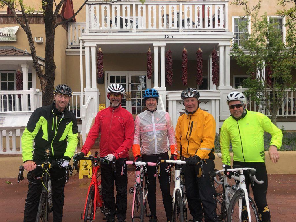 Len cycling santa fe